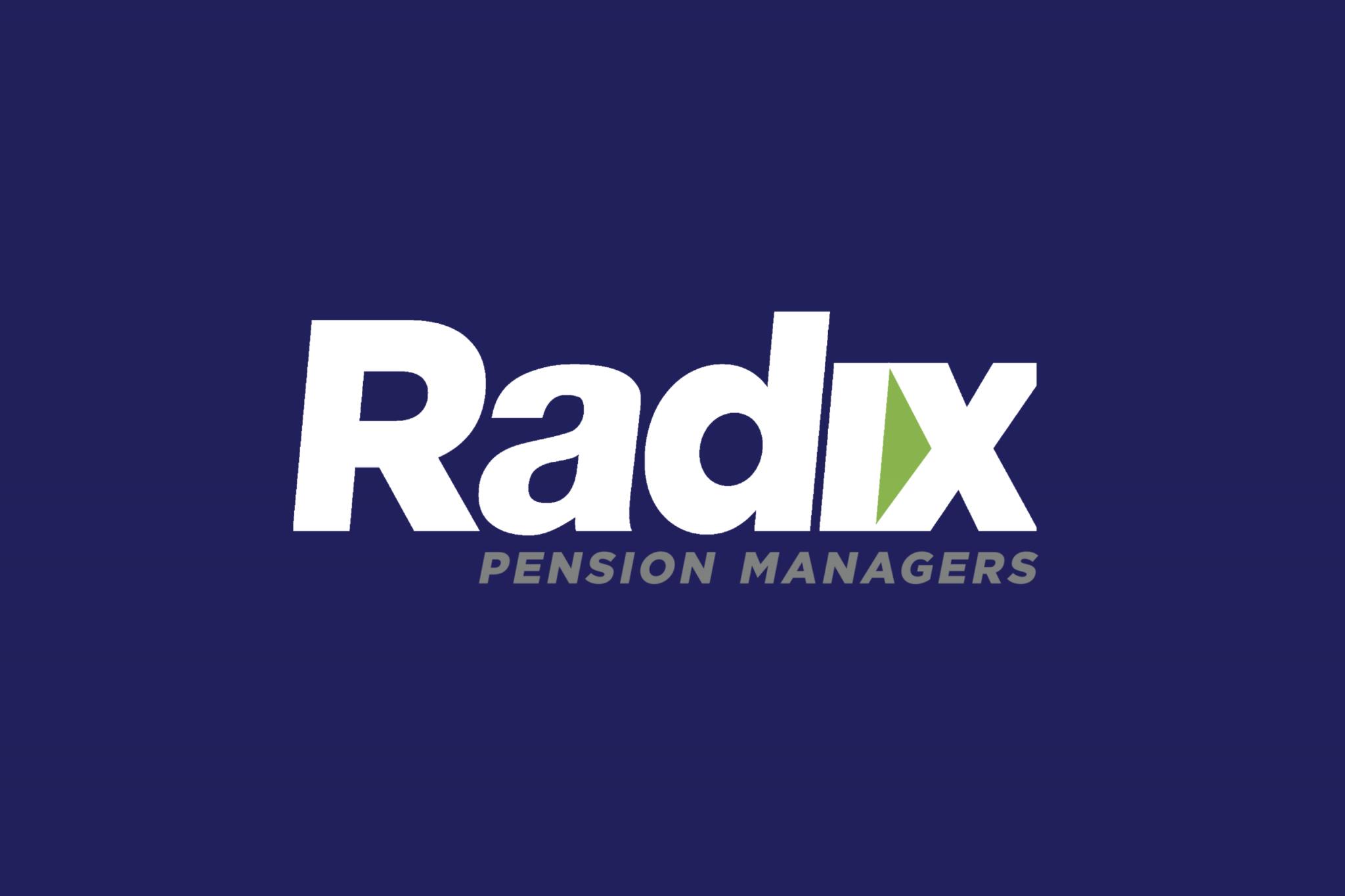 Radix Capital - Radix Pension Logo