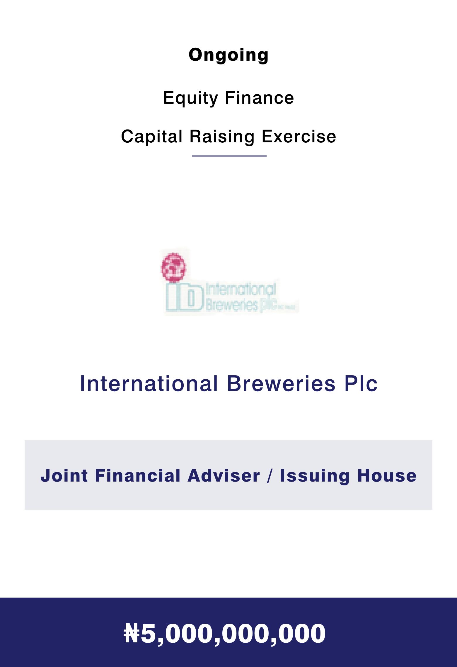 Radix Capital - ECM Credential Card